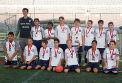 SV eagles05B district cup finalists
