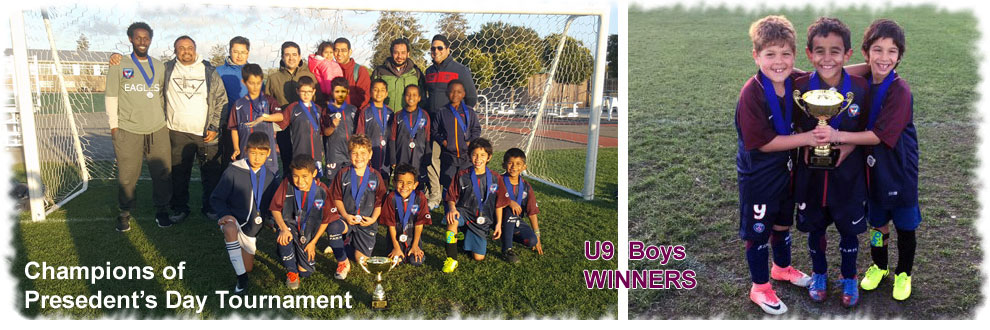 Presidents Day winners 2009 2