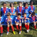 Eagles Boys Kickoff classic cup Finalists 2